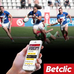 betclic site paris rugby